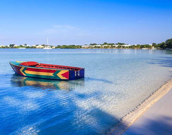op vakantie naar jamaica